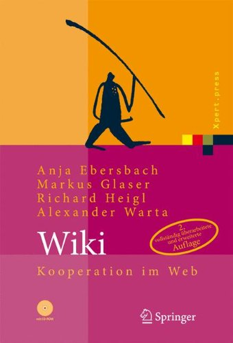 Wiki - Kooperation im Web, m. CD-ROM
