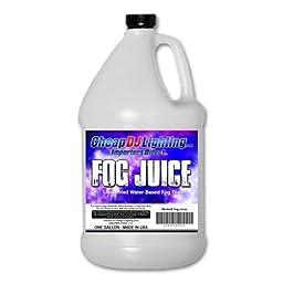 Adkins Professional lighting Fog Juice, 1 Gallon