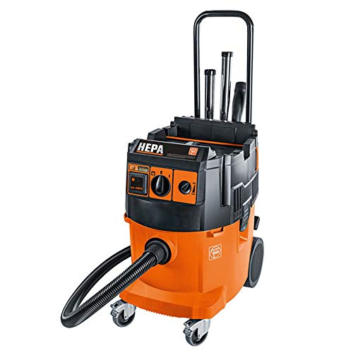 Fein Power Tools Turbo II X AC HEPA Wet Dry Shop Vacuum for sale  Delivered anywhere in USA