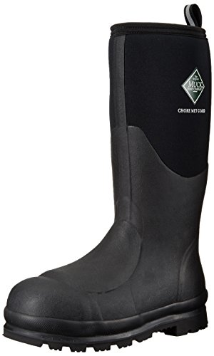 Muck Chore Met Guard Extreme Tall Men's Rubber Insulated Work Boots