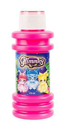 (VILLA GIOCATTOLI G.6715 Soap Bubbles Bottle 175 Ml. Glimmies, Multi-Colour, One Size)