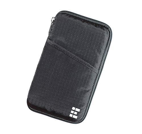 (Travel Wallet & Family Passport Holder w/RFID Blocking- Document Organizer Case)