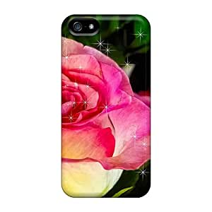 LNS7131TLrC Anti-scratch Cases Covers AbbyRoseBabiak Protective Mother Day Special Cases For Iphone 5/5s