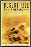 Desert Kill, Philip Gerard, 0688126413