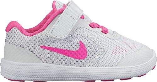 Nike Baby Jungen Revolution 3 (TDV) Sneaker, 19.5 EU
