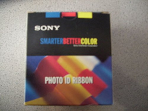 Sony Color Ribbon (SONY SMARTER BETTER COLOR PHOTO ID RIBBON 17230324 FOR USE IN DATACARD PRINTERS)