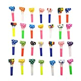 JZK 20 Party blowouts blowers Noise Maker Kids