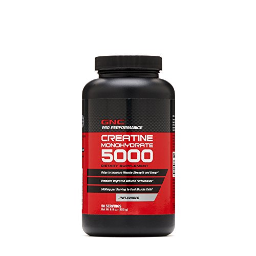 GNC Pro Performance Creatine Monohydrate