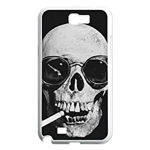 skull ZLB815192 Unique Design Case for Samsung Galaxy Note 2 N7100, Samsung Galaxy Note 2 N7100 Case