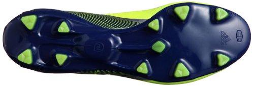 Adidas ADIZERO F50 TRX FG Scarpe da Calcio Giallo Blu Scuro per Uomo