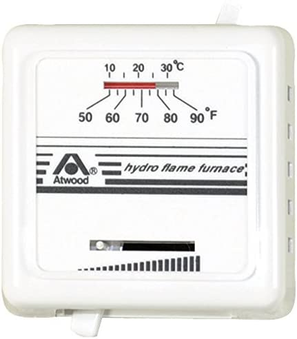Atwood 38453 Off White Thermostat
