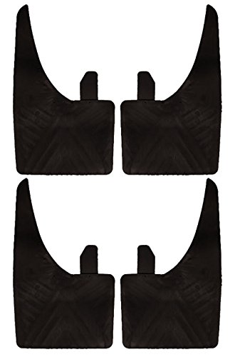 Car Mudflaps Front & Rear Universal Fit (MF902MAZ)