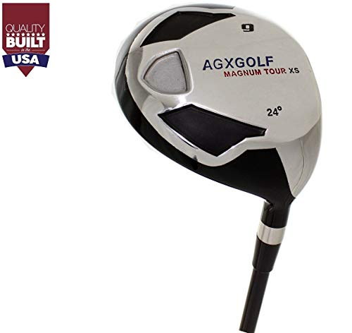 AGXGOLF Men s Magnum 9 Fairway Utility Wood wGraphite Shaft Choose Length Flex Free Head Cover Fast Shipping BUILT IN THE U.S.A