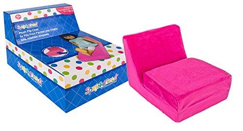 Springfield Plush Flip Chair - The Mall Springfield