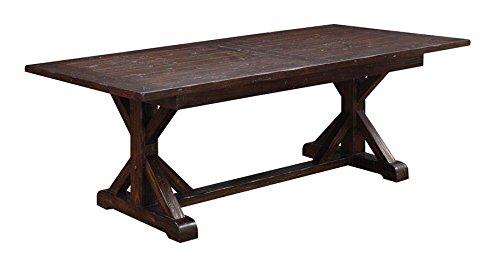 Butterfly Oak Gathering Table - 2