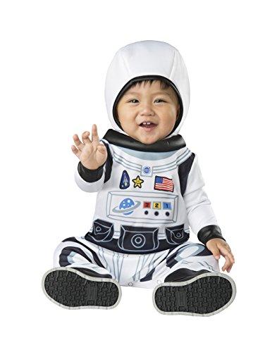 Fun World Baby Astronaut TOT, Multi, XS -
