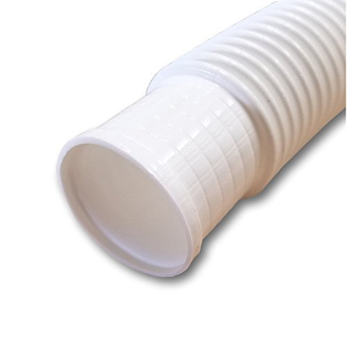 """Filter Connection 1-1/4"""" x 3' Hose for Summer Escapes, Su..."""