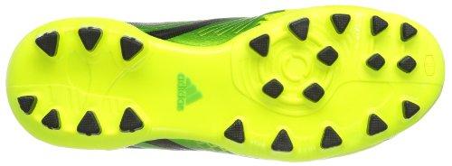 adidas Predator Absolado LZ Traxion AG - Zapatos de fútbol de material sintético niño verde - Grün (ray green f13 / black 1 / electricity)