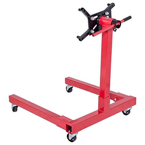 Goplus Engine Stand Motor Hoist Auto Car Truck Automotive Jack (1250-lb Capacity) by Goplus (Image #1)