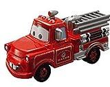 TAKARA Tomy Tomica C-35 Disney Pixar Cars Mater TOON FIRE TRUCK