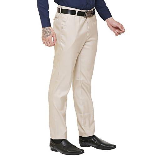 41eJfpRWdfL. SS500  - AD & AV Men's Regular Fit Formal Trouser