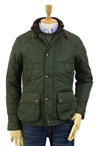 Quilted Car Coat - 6