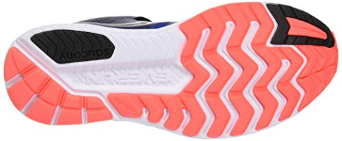 35 white Running Iso vizired Multicolor Hombre De blue Para Saucony Ride Zapatillas 1RqRwTP