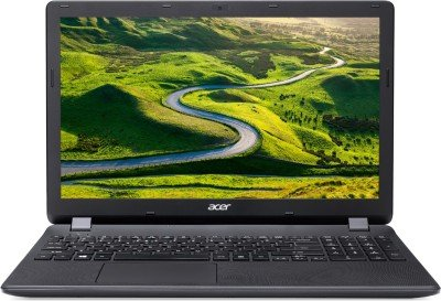 Acer Aspire E5 ES1 571 558Z Core i5  4th Gen     4  GB/1 TB HDD/Linux  Notebook NX.GCESI.022 Laptops