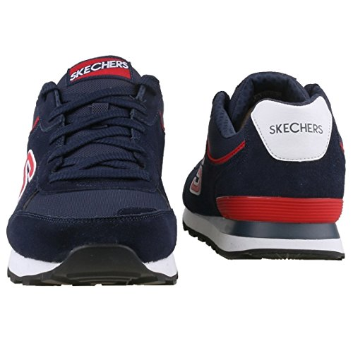 Basses Homme Navy 82 Red Skechers Baskets OG aqtwx0n8v