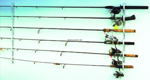 DU-BRO Fishing Trac-A-Rod Storage System, 4-Feet, (Dubro Rod)