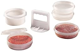 Miles Kimball Hamburger Maker Set