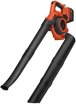 BLACK+DECKER GWC3600L20-QW - Soplador, aspirador, triturador 36V ...