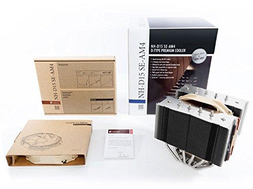Noctua NH D15 SE AM4 Premium Grade Cooler