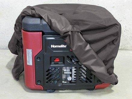 CoverMates  Generator Cover  Medium 24W x 34D x 30H  Elite Collection  3 YR Warranty  Year Around Protection - Charcoal