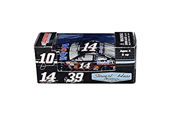 AUTOGRAPHED 2013 Tony Stewart  14 Mobil 1 Black Racing (Stewart-Haas Chevy  SS e29655d1c70a