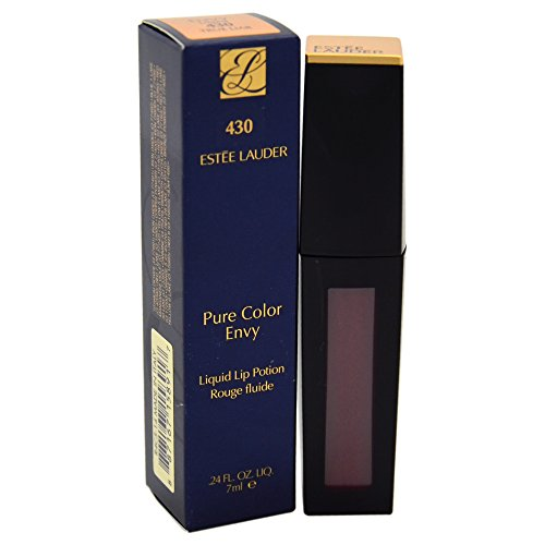 Estee Lauder Women's Pure Color Envy Liquid Lip Gloss, 430 True Naive, 0.24 Ounce