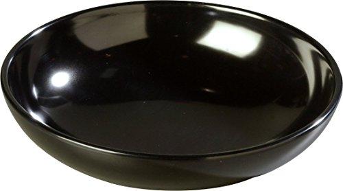 Carlisle 1000B03 Melamine Salad Bowl, 60.8 fl. oz. Capacity, 9.95 Dia. x 2.56