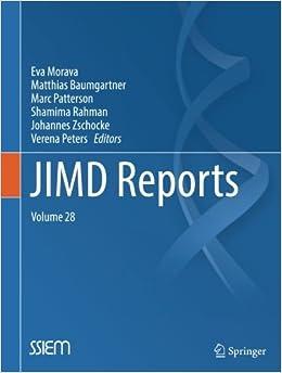 Book JIMD Reports, Volume 28