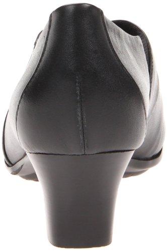Pump Aravon Black on Slip Women's Elizabeth q6fqI