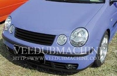 Badgeless rejilla polo 9 N 2003 - 2004: Amazon.es: Coche y moto