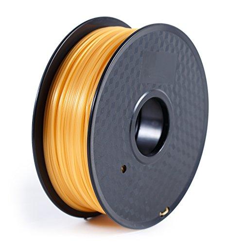 Paramount 3D Pla  Gold Krugerrand  1 75Mm 1Kg Filament