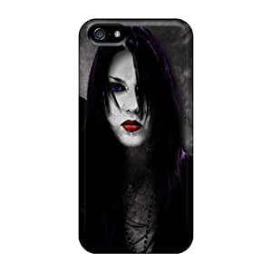 phone covers BestSellerWen iPhone 5c Case Cover - Slim Fit Tpu Protector Shock Absorbent Case (dark Night)