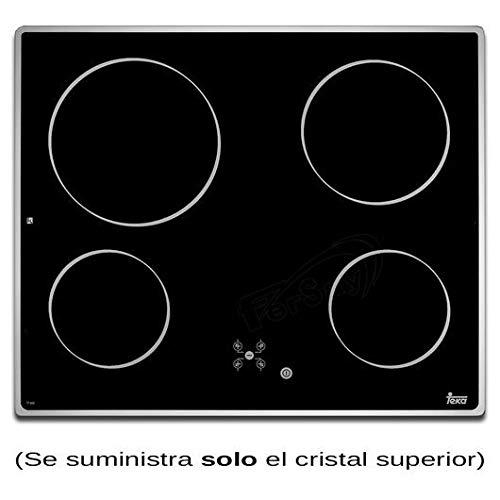 ANCASTOR Cristal VITROCERÁMICA TEKA TT600. FER40TK5013 ...