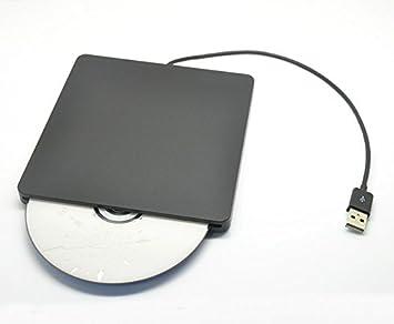 Bipra VP-8MDA-V9TX - Caja para unidad de DVD externa (USB 2 ...