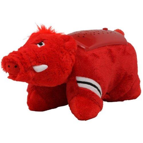 NCAA Arkansas Razorbacks Dream Lite Pillow Pet