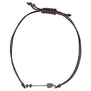 365Love Women's 18K Gold Diamond Bracelet, 0.82 g