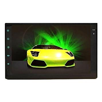 "Mapa pantalla 3D GPS + 7 ""Android 4.2 dos doble din Tablet coches Medios"