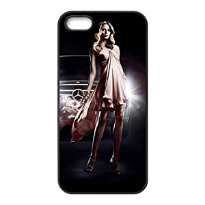 Lucky Elegant Woman Design Pesonalized Creative For SamSung Galaxy S5 Mini Phone Case Cover