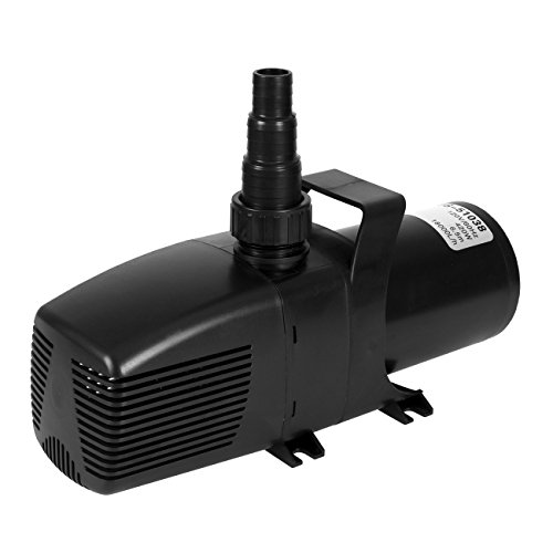 NEW PERFECT Fish Tank Aquarium Submersible Pond Pump Water Fountain Waterfall 3434 GPH by Perfect Company