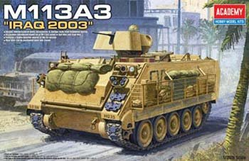 M-113A3 Armored Personnel Carrier Iraq 2003 Academy ()